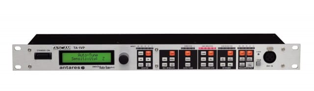 TASCAM-TA1VP Rack Mountable Autotune Processor
