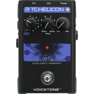 VoiceTone H1 - Vocal Harmony Pedal, Is it the Best Harmonizing pedal for vocalists?