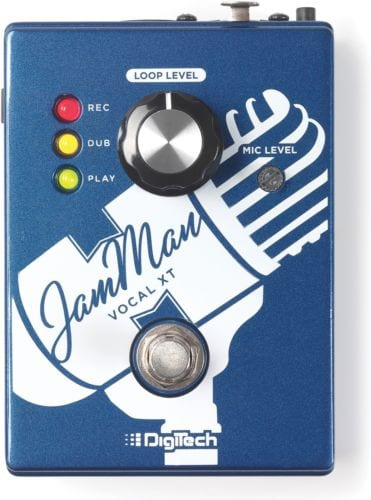 Jamman XT Vocal Looper Pedal