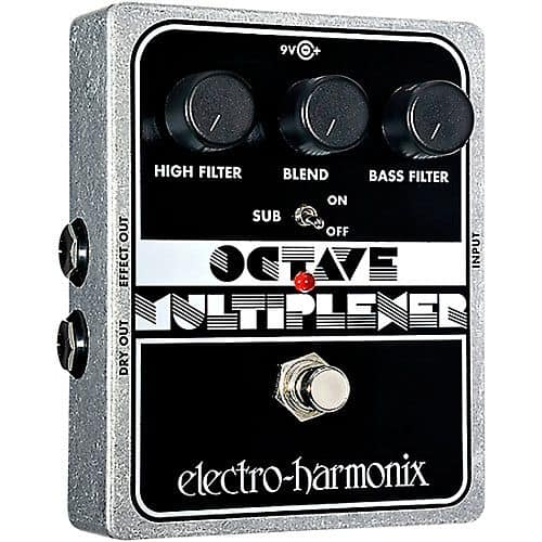 Electro-Harmonix Octave Pedal for Bass