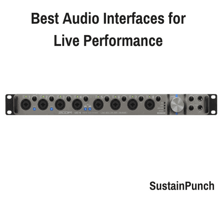 10 Best Audio Interfaces for Live Performance (2019 Review)