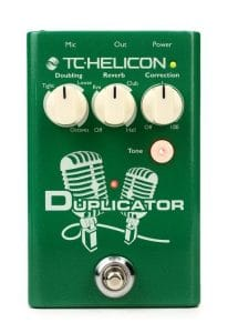 TC Helicon Duplicator Vocal Octave Pedal