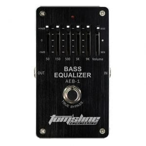 AromaAEB-1 Electric 5-band EQ Pedal for Bass