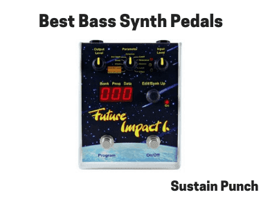 Bass Synth Pedals | 10 Best Synthesizer Pedals for Bass (Review 2018)?