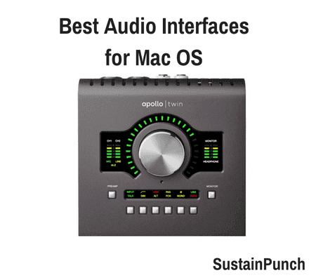 Top 12 Best Audio Interfaces for Mac OS (2019 Review)