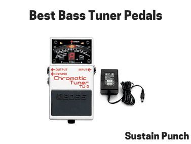Bass Tuner Pedals | 9 Best Tuner Pedals for Bass (2018 Review)