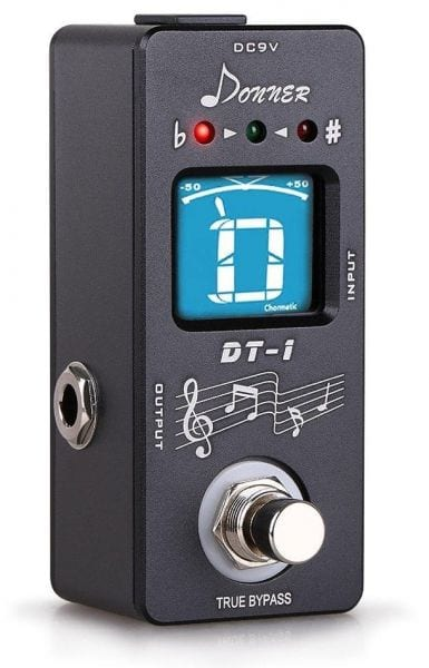 Donner DT-1 Bass Tuning Processor