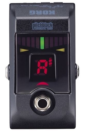 Korg Pitchblack Chromatic Bass Tuner