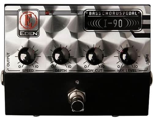 Eden I90 World Tour Bass Chorus Pedal