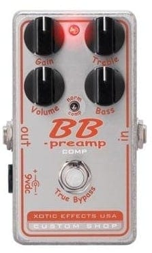 Xotic Effects BBP MB Preamp Pedal