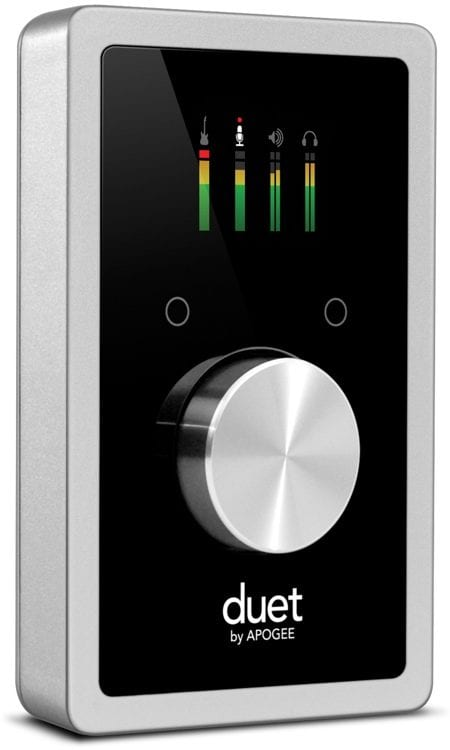 Apogee Duet Audio Interface for Guitar
