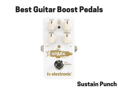 Guitar Boost Pedals | Top 15 Best Boost Pedals for Guitar 2019