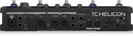 VoiceLive 3 Extreme Back of Interface