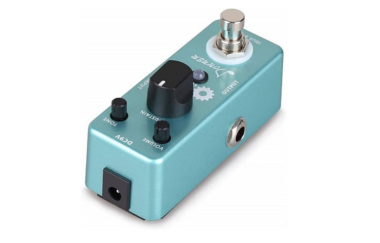 Donner Guitar Stylish Fuzz Traditional Rich,Aluminium-alloy Classic Effects Pedal
