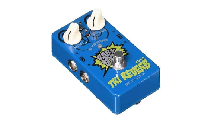 Pedal Biyang Stereo-Effects Pedal