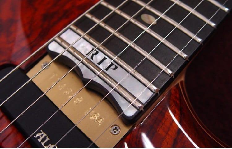 new strings on guitar