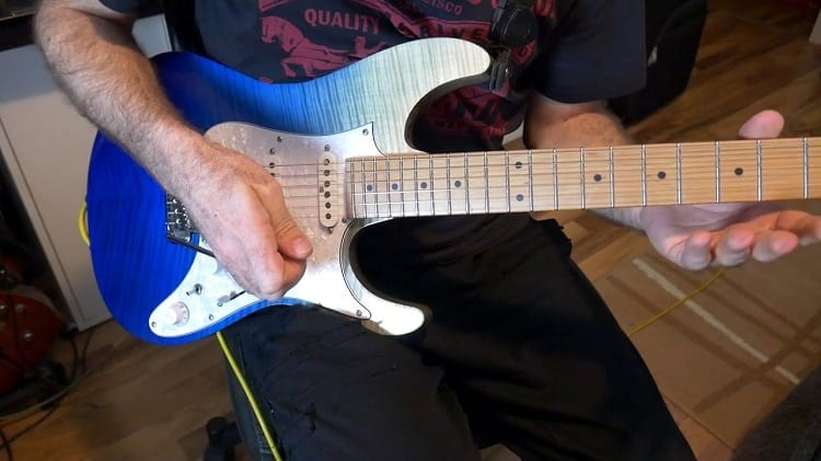 functions of whammy bar