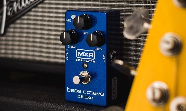 when to use a bass octave pedal