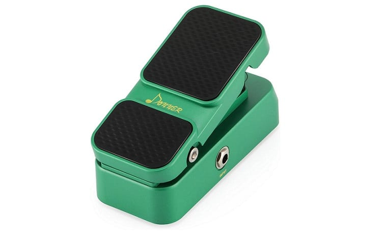 Donner 2 in 1 Viper Mini Passive Volume Expression Guitar Effect Pedal Review