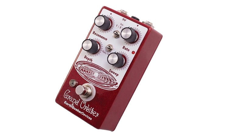 EarthQuaker Devices Grand Orbiter V2 Phase Machine Guitar Effects Pedal Review