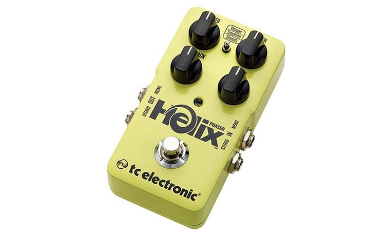 TC Electronic Helix Phaser Pedal Review
