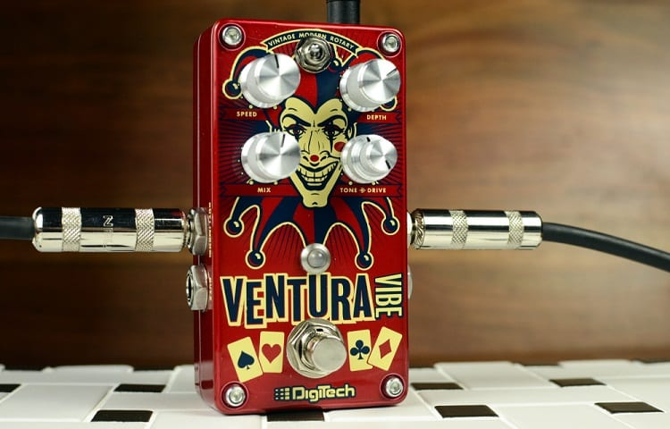 connected vibe pedal