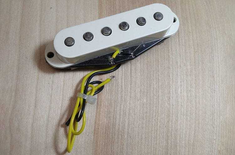 Mexican Strat Pickup