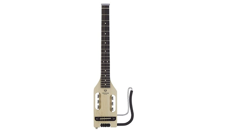 Traveler Guitar, 6-String Acoustic-Electric Guitar, Right-Handed, Maple Review